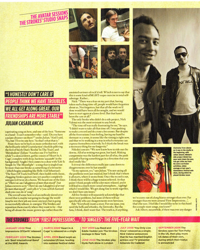 NME interview