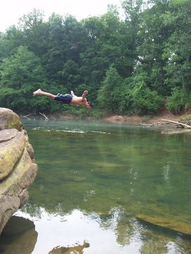 Nacho Diving