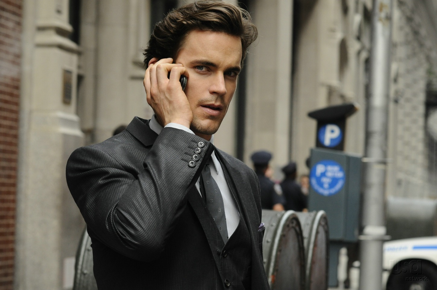 White Collar Images Neal Caffrey Hd Wallpaper And