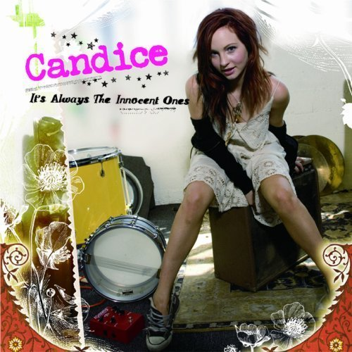 New/Old CD fotografias and Advertisements for Candice's Album!