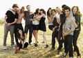 New/Old Outtakes of the 'Twilight' Cast for Vanity Fair (HQ/Detagged).