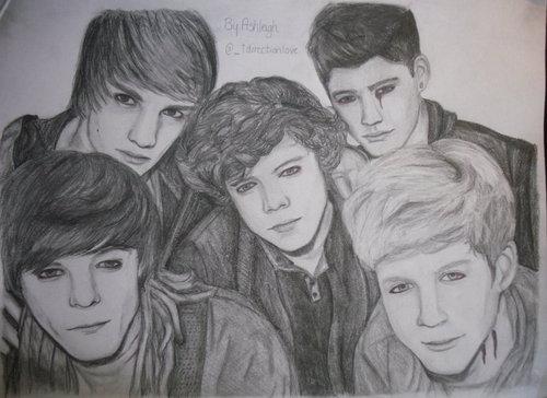 One Direction Fanart