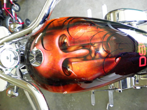 orange County Chopper