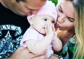 Our sweet baby Mia Kaitlyn - mia-talerico photo
