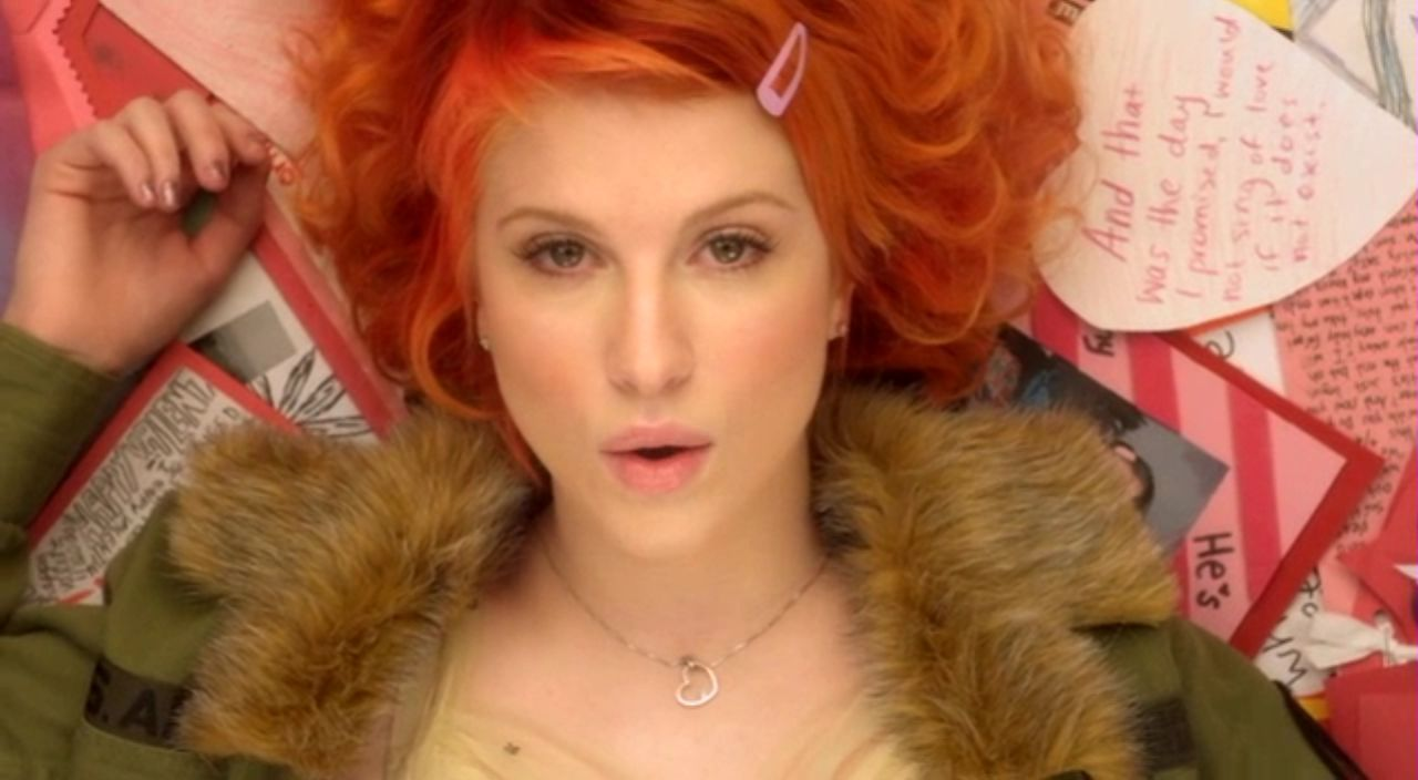 Paramore Paramore - The Only Exception - Screencaps