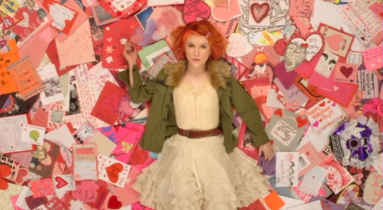 Paramore - The Only Exception - Screencaps - Paramore ... Paramore The Only Exception