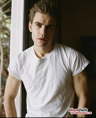 Paul Wesley - Od Photoshoot - New Outtakes