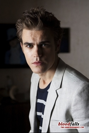 Paul Wesley - Old Photoshoot - New Outtakes