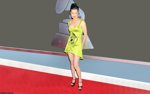 Pauley Perrette GRAMMY پیپر وال