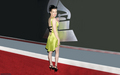 Pauley Perrette GRAMMY Wallpaper