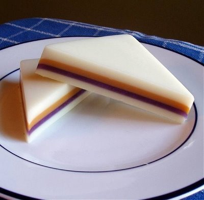 pinda boter and gelei Soap