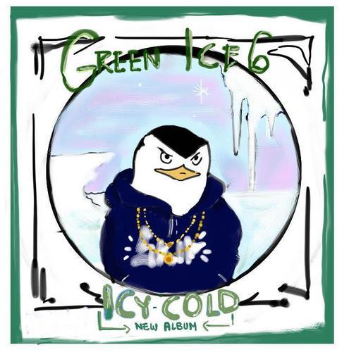 pinguin, penguin Rap