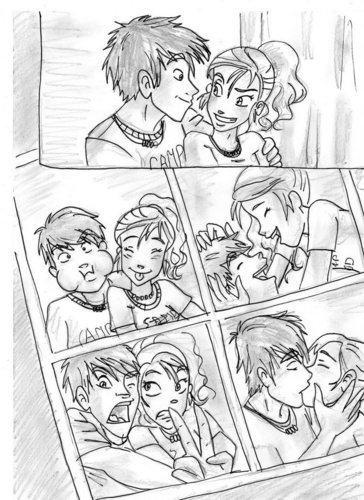 Percabeth (Photobooth)