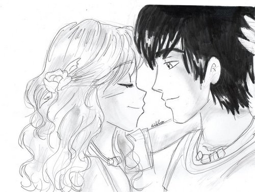 Percabeth - the-heroes-of-olympus Photo