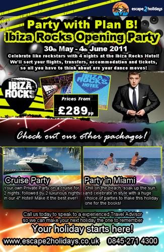 PlanB in Ibiza 2011