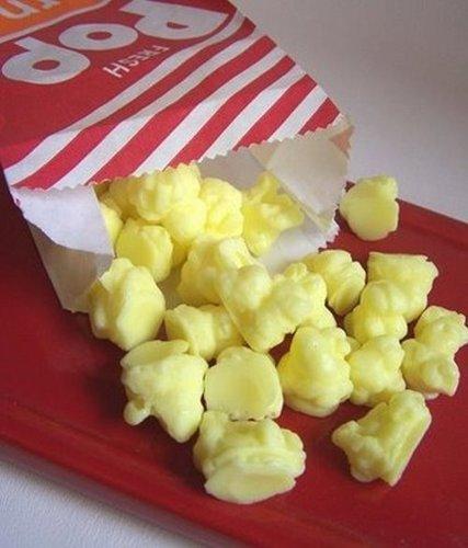 pop corn, maïs soufflé Soap