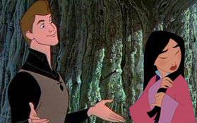 Prince Philip/Mulan