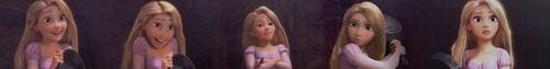 Princess Rapunzel banner