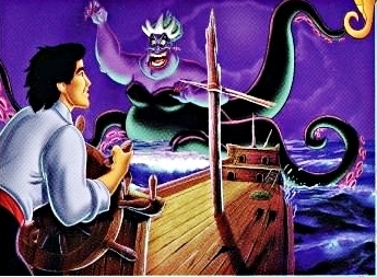 Prince Eric & Ursula