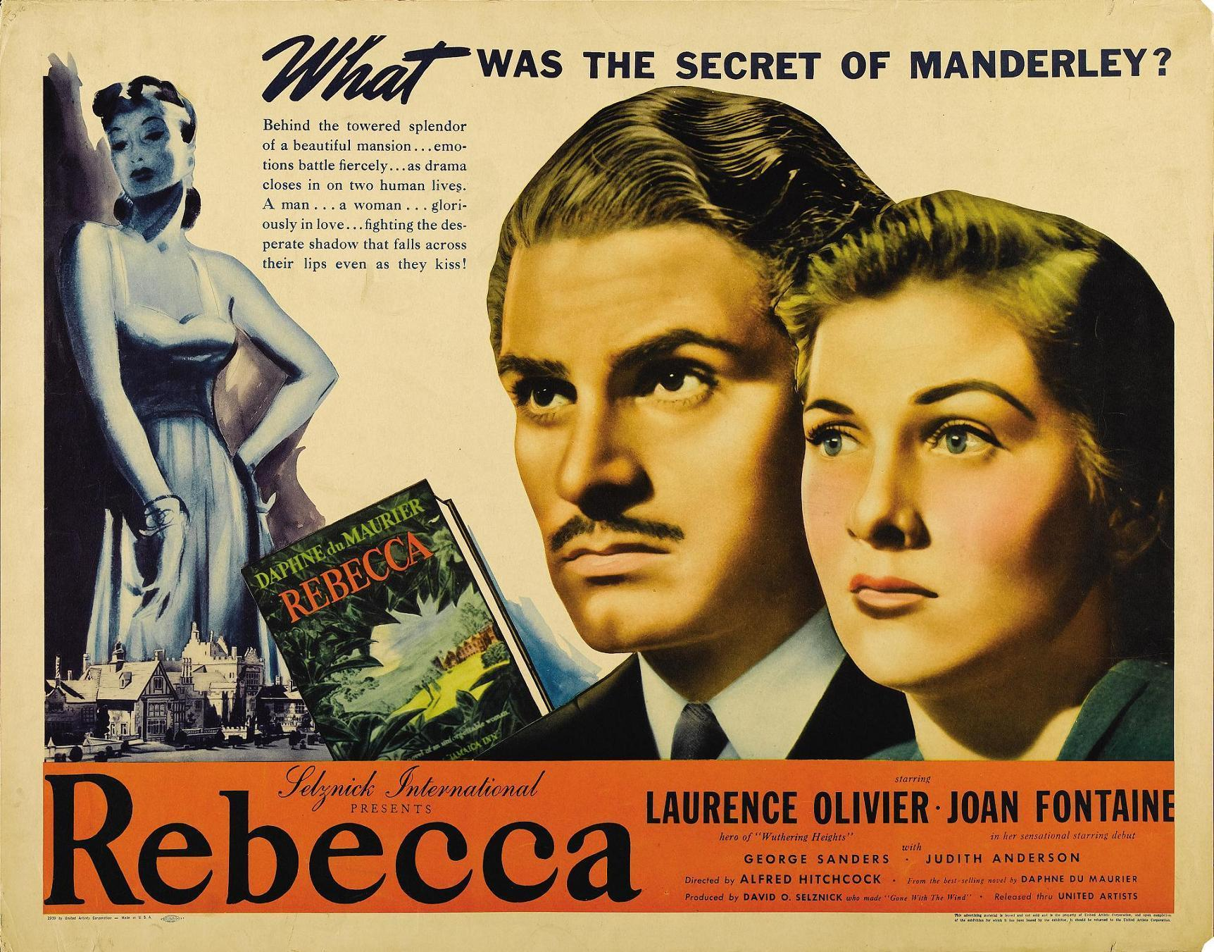 """Rebecca"" (1940) images Rebecca HD wallpaper and ..."