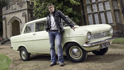 Richard Hammond S Favorite Car Interior