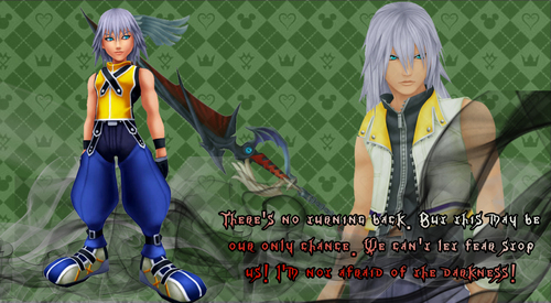Riku Wallpaper