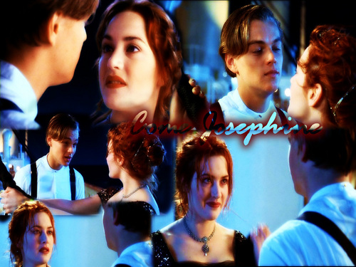 Titanic images Rose_Jack HD wallpaper and background photos