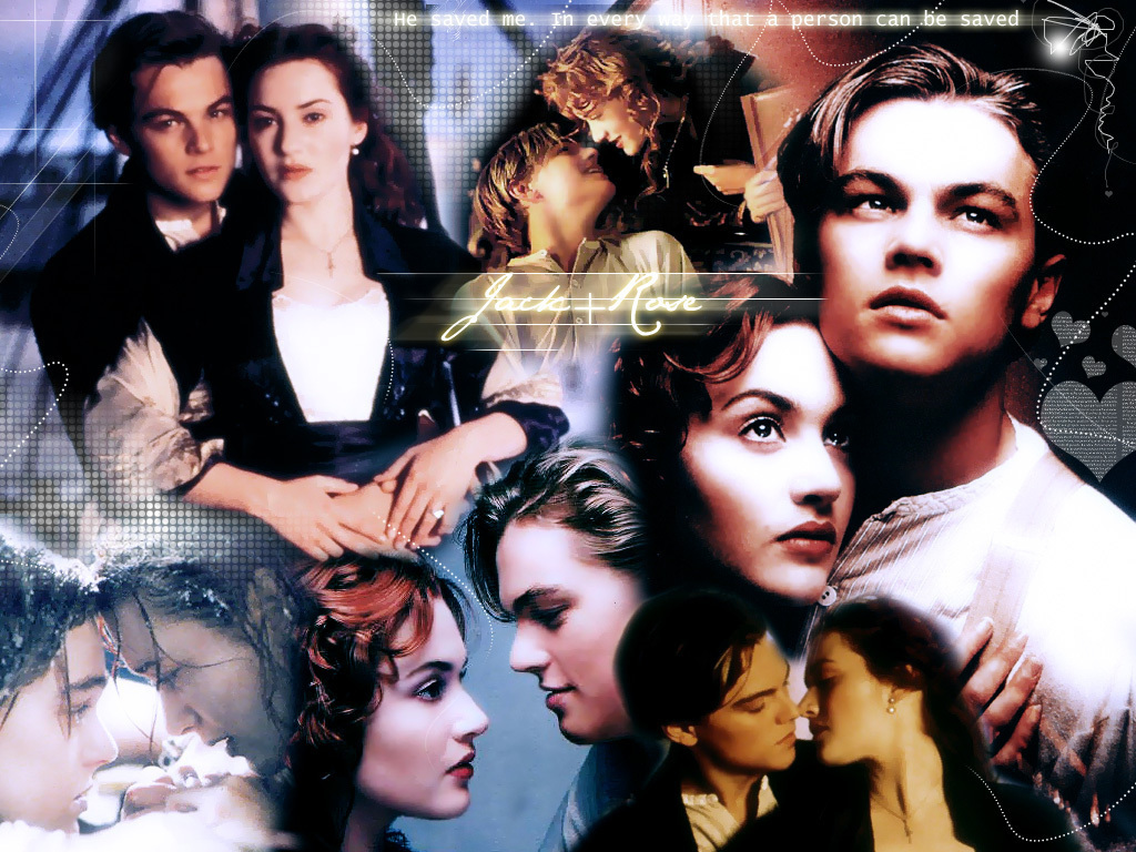 Rose jack titanic wallpaper 19363618 fanpop - Jack and rose pics ...