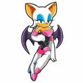 Rouge The Bat (Sonic Chronicles: TDB)