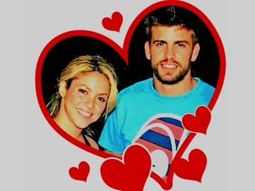 Shakira PIQUE Amore 2009