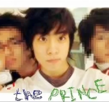 SHINee before debut ^^ try to guess who in maoni xD