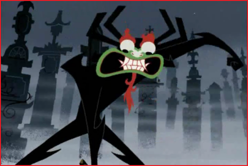 Samurai Jack kertas dinding entitled SLASH!!
