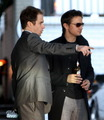 Sam Rockwell and Jeremy Renner - sam-rockwell photo