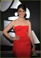 Sara Bareilles - Grammys 2011 Red Carpet