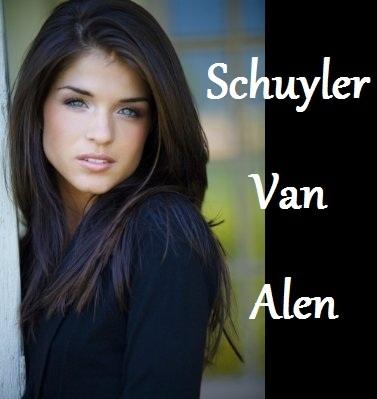 Schuyler фургон, ван Alen