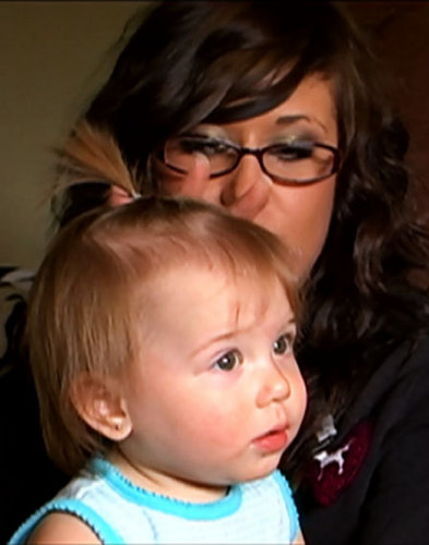 """Screenshots From The Sixth Episode Of Teen Mom 2- """"Taking Sides"""""""