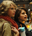 Selena and taylor BFF'S - taylor-swift-and-selena-gomez photo