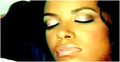 Sleeping Aaliyah -this picture was taken kwa Aaliyah's choreographer, Fatima Robinson on the Bahamas
