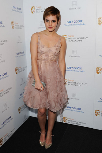 Soho House Grey гусь BAFTA After Party
