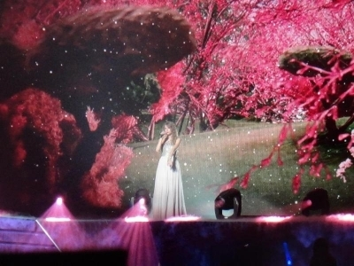 Speak Now World Tour > February 13 - Osaka, Japão