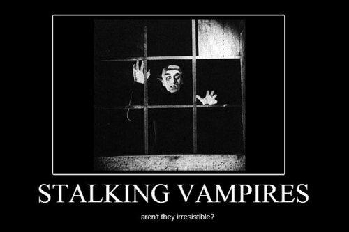 Stalking vampires