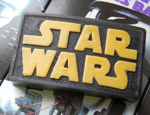 étoile, star Wars Soap