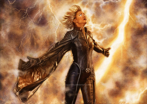 X-men THE MOVIE wallpaper titled Storm