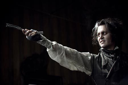 Tim burton hình nền called Sweeney Todd