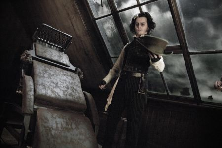 蒂姆·伯顿 壁纸 containing a holding cell, a penal institution, and a cell titled Sweeney Todd