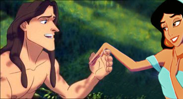Tarzan/Jasmine