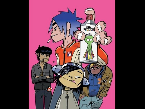 The Old Gorillaz