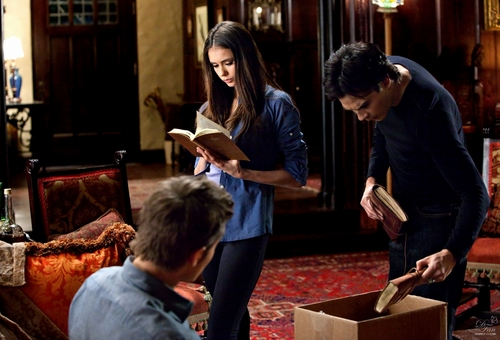 The Vampire Diaries 2x16: The House Guest stills! (HQ)