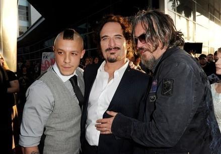 Theo, Kim & Tommy