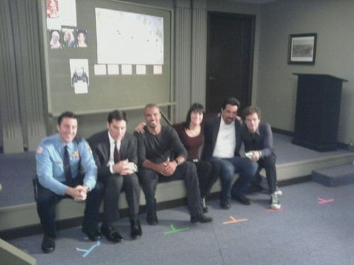 Thomas, Shemar, Paget, Joe & Matthew